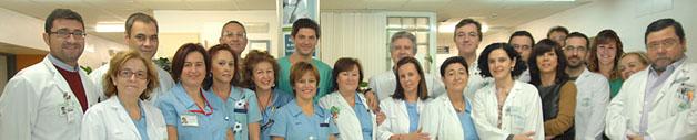 hospital reina sofia cordoba servicio oncologia infantil: